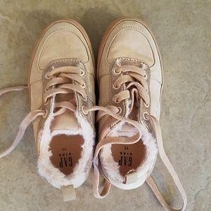 Girls Gap sneakers barely worn
